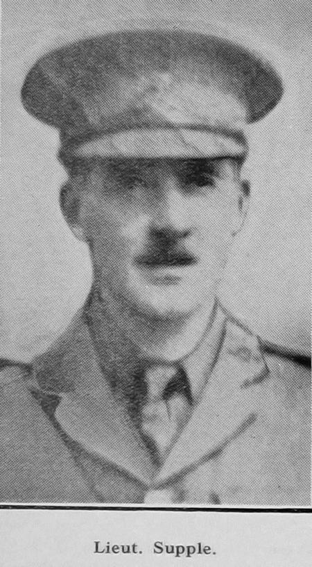 Profile picture for Edward James Collis Supple