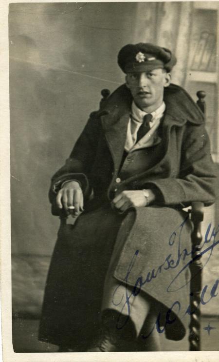 Profile picture for Samuel George William Andrew