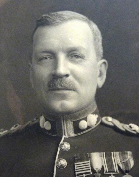 Profile picture for George Frederick Hayes Dickson