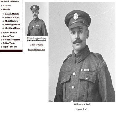 Profile picture for Albert Williams