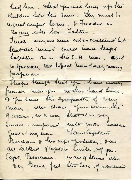 Mrs Langs original letter p3