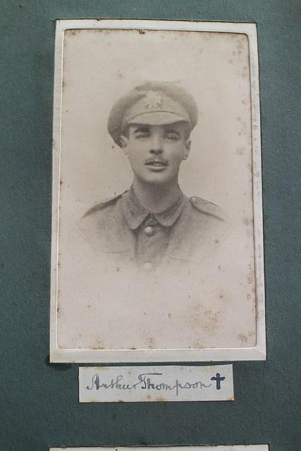 Profile picture for Arthur Thompson
