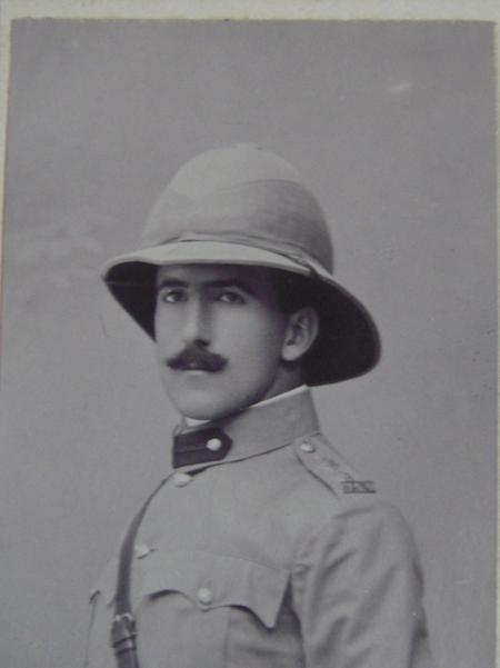 Profile picture for Alexander  Edward Gordon Fraser
