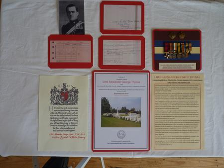 Lord Alexander George Botteville Thynne