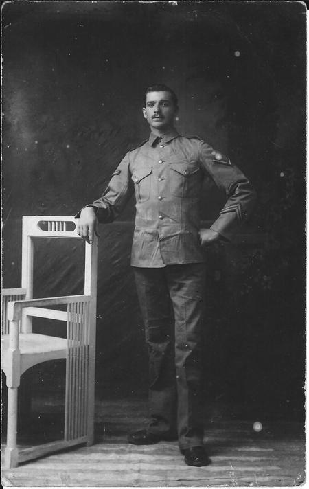 Profile picture for Albert William Saunders