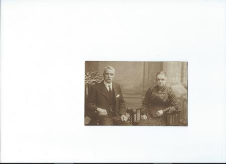Thomas and Mary Ellen Barker