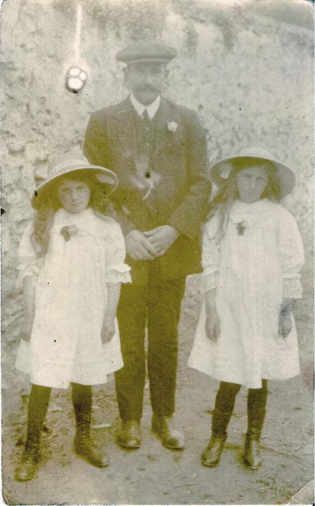 Luke Richards c. 1913