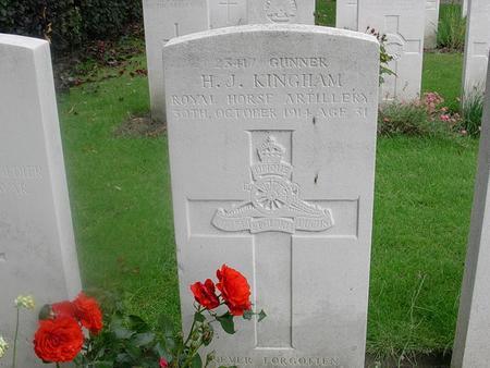 Profile picture for Henry John Kingham