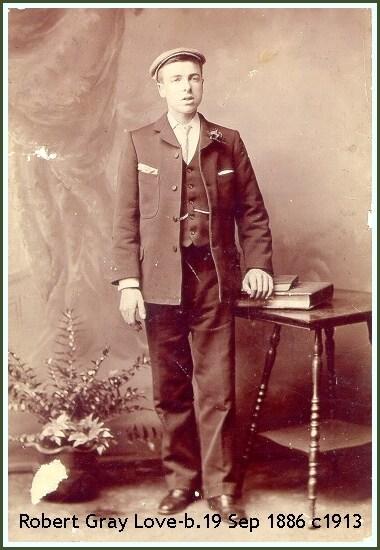 Profile picture for Robert Love