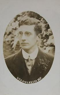Profile picture for Harold Thomas Cawley, M.p.