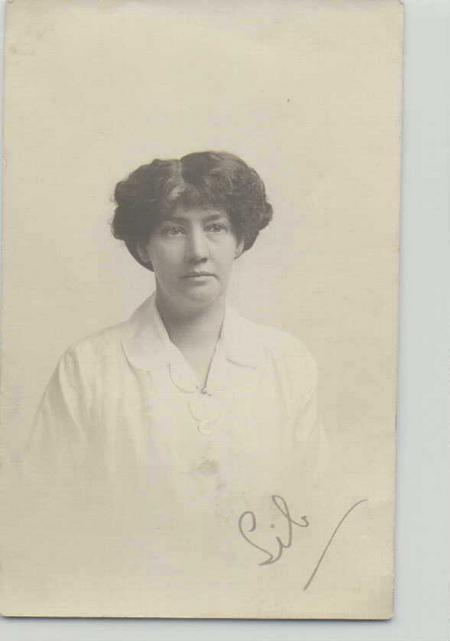 Wife of Robert William Daykin
