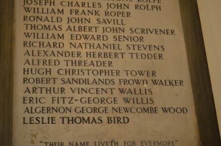Profile picture for Thomas Albert John Scrivener