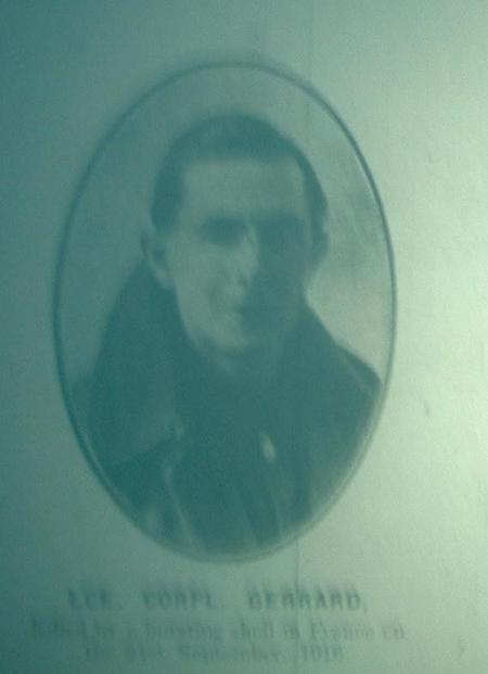 Profile picture for Alfred Henry Gerrard