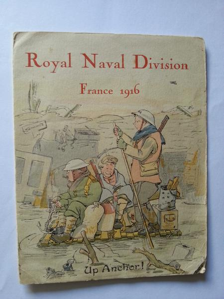 Royal Naval Division Almanac 1916