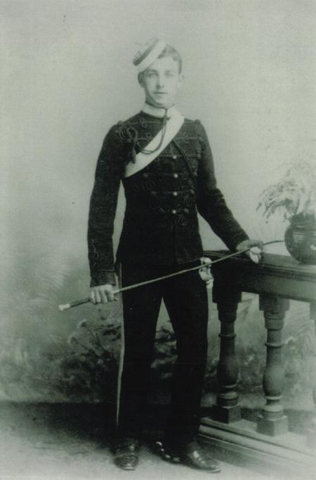 J H Taylor, 13th Hussars