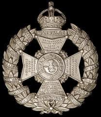 Rifle Brigade Badge