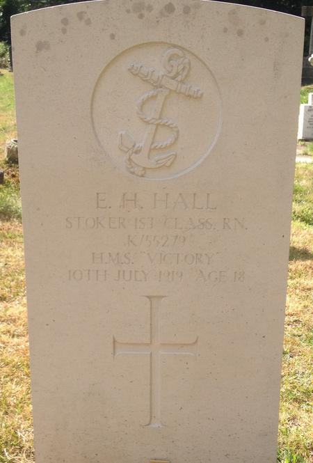 Profile picture for Edward Harry Hall