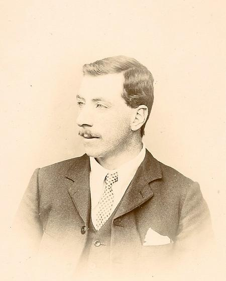 Profile picture for William D'arcy Irvine Cassidy