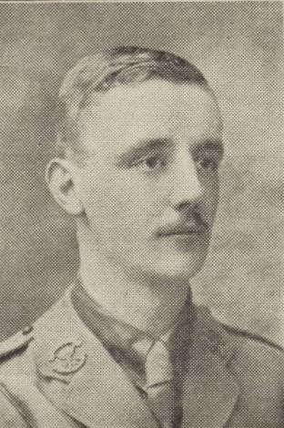 Photograph of Lt Col J. H. M. Hardyman