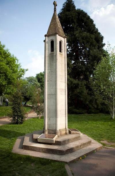 London Zoo War Memorial