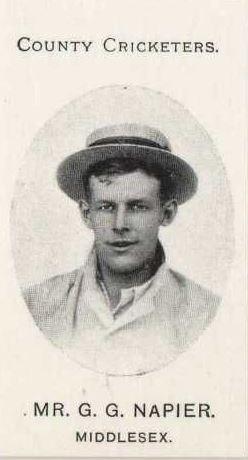 Profile picture for Guy Greville Napier