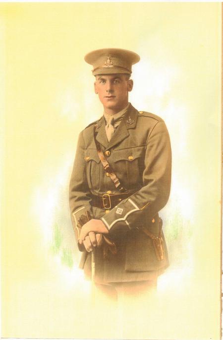 2nd Lieutenant William Buckle, Yorkshire Regiment