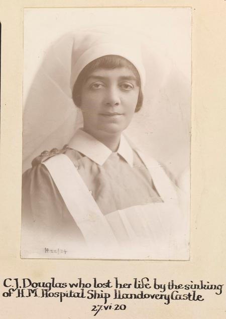 Profile picture for Carola Josephine Douglas