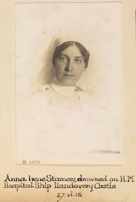 Profile picture for Anna Irene Stamers