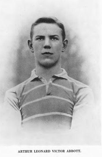 Profile picture for Arthur Leonard Victor Abbott