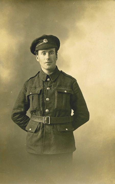 Profile picture for Horace Lionel Edgar L North