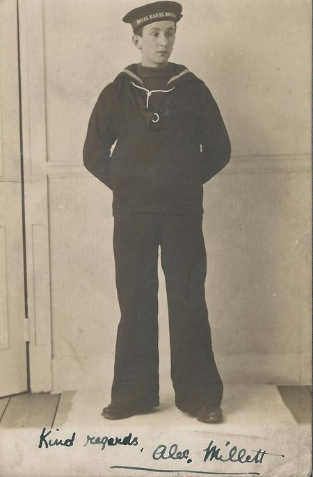 Profile picture for Alexander Richardson Millett
