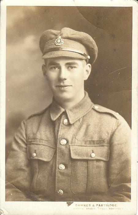 Profile picture for Samuel Ernest Lovell Bendall
