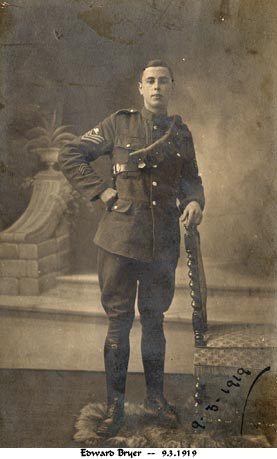 Profile picture for Edward Bryer Goddard