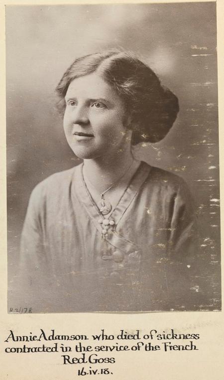 Profile picture for Annie Adamson
