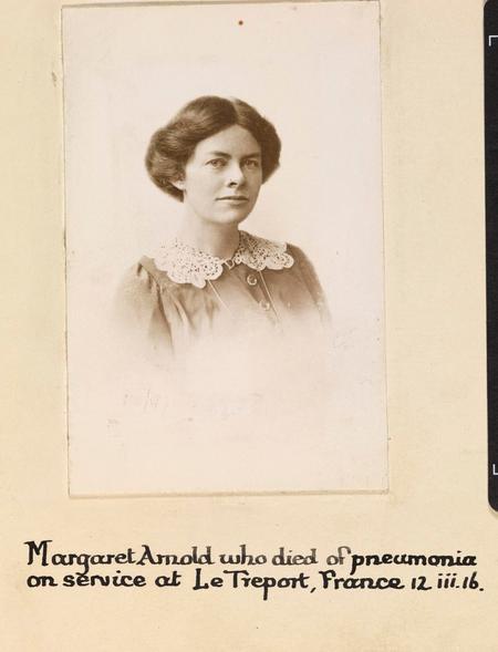 Profile picture for Margaret Trevenen Arnold