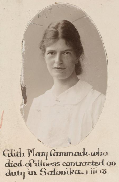 Profile picture for Edith Mary Cammack