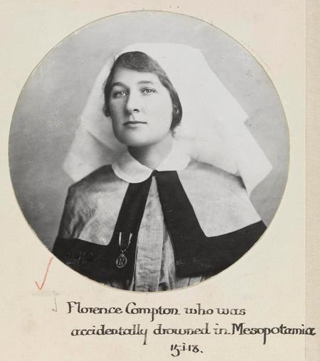 Profile picture for Florence D'oyley Compton
