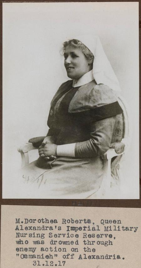 Profile picture for Margaret Dorothea Roberts