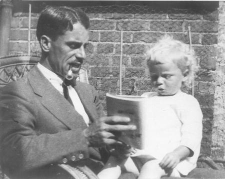 Photograph George and John
