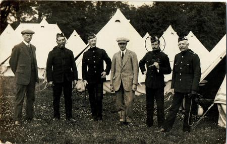 Bedford Training Camp 1