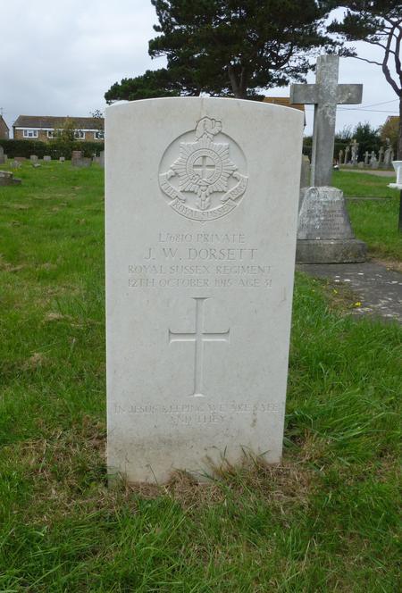 Profile picture for James William Dorsett