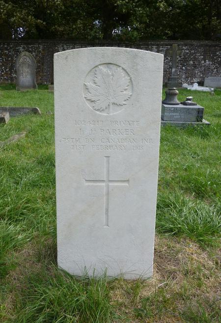 Eastbourne (Ocklynge ) Cemetery