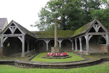 Blackmoor Memorial Cloisters