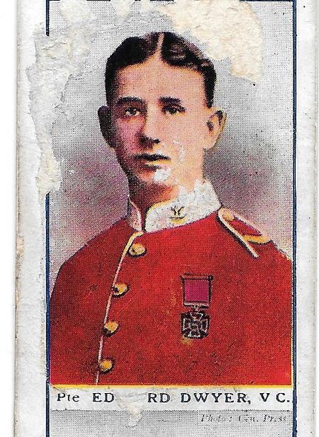 Private Edward Dwyer VC