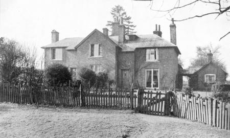 Woodyard Cottages c. 1930