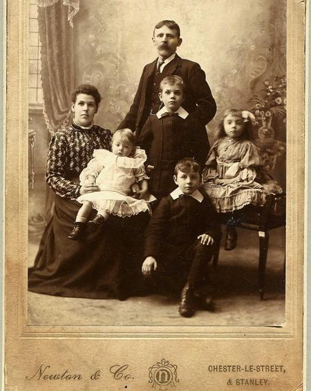Early Family Picture