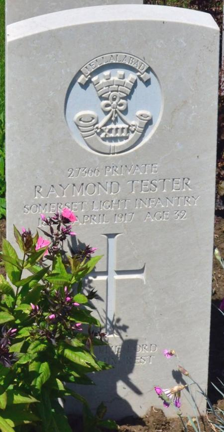 Profile picture for Raymond Tester