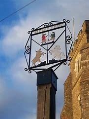 Birling Village Sign