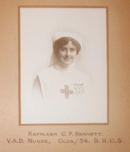 Profile picture for Kathleen Cecilie Furber Bennett