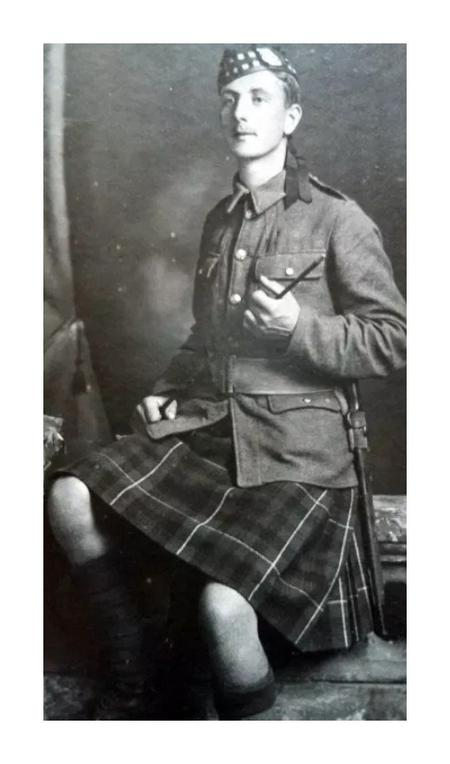 Profile picture for John William Harding